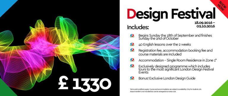 Design Offer  Rose of York Language School