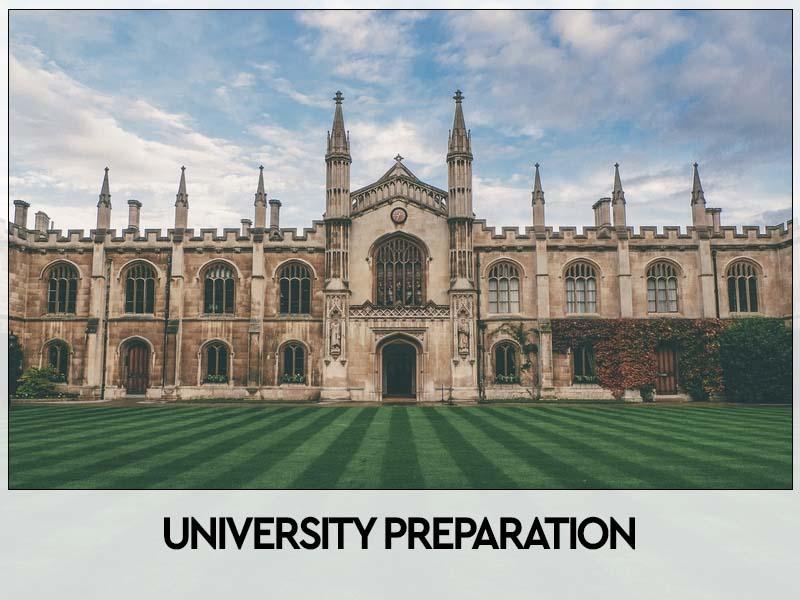 university-preparation