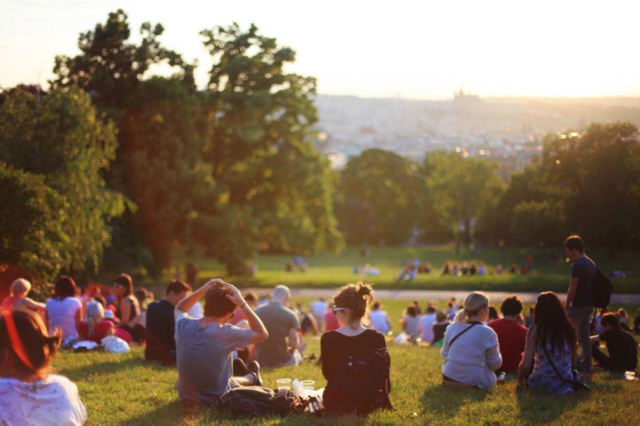 greenwich view of london