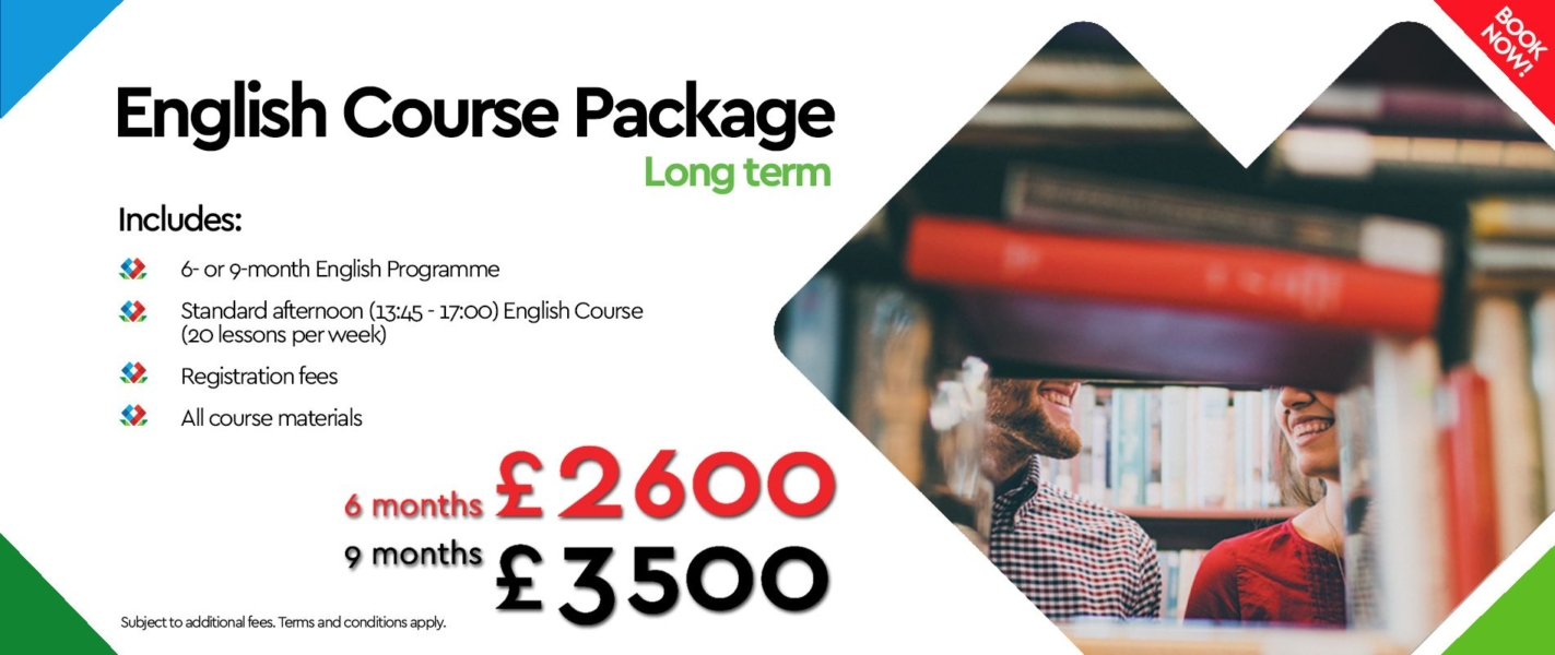 english course package long term