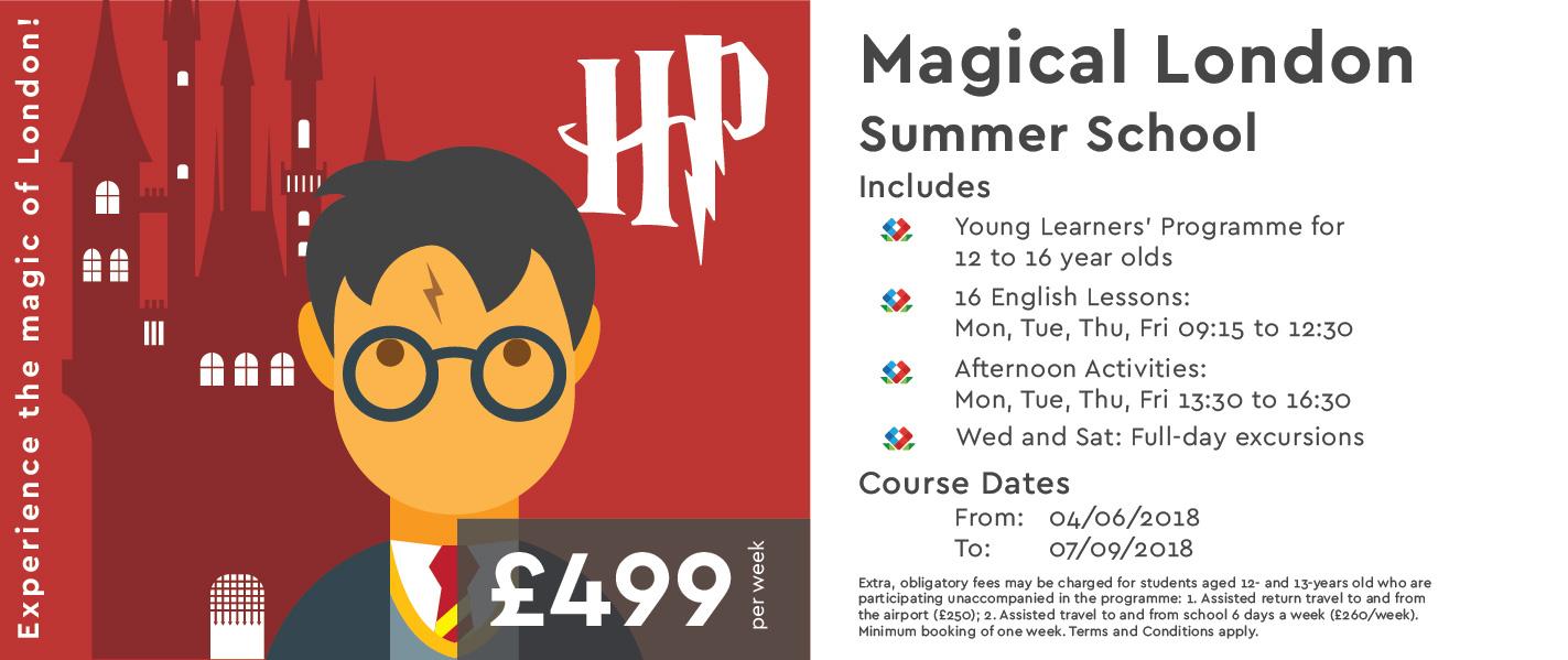 Harry potter school