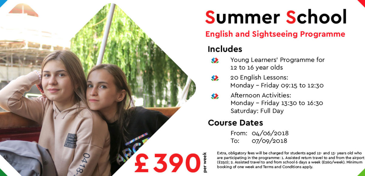 Young Learners Programme Summer