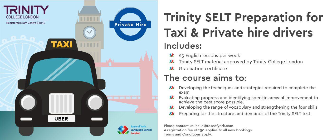 Trinity Selt Taxi Drivers
