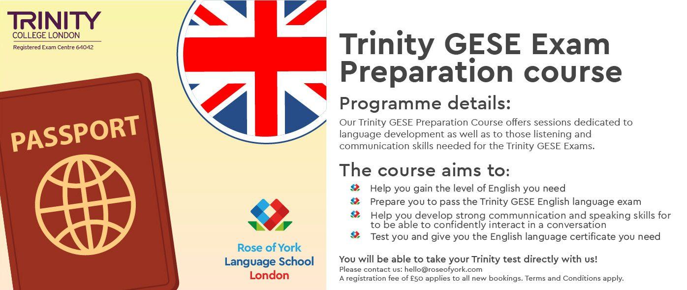 trinity gese preparation